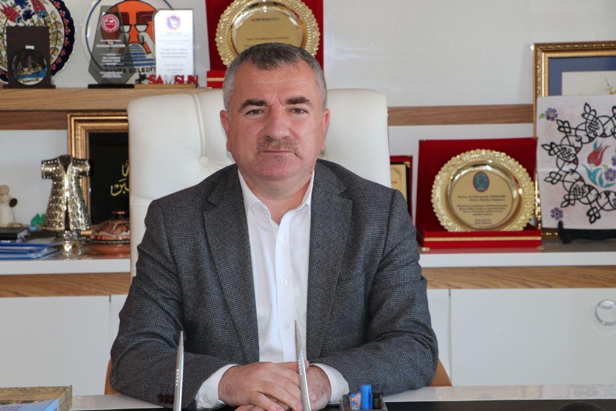 Başkan Özdemir'den 15 Temmuz Demokrasi ve Milli Birlik Günü Mesajı