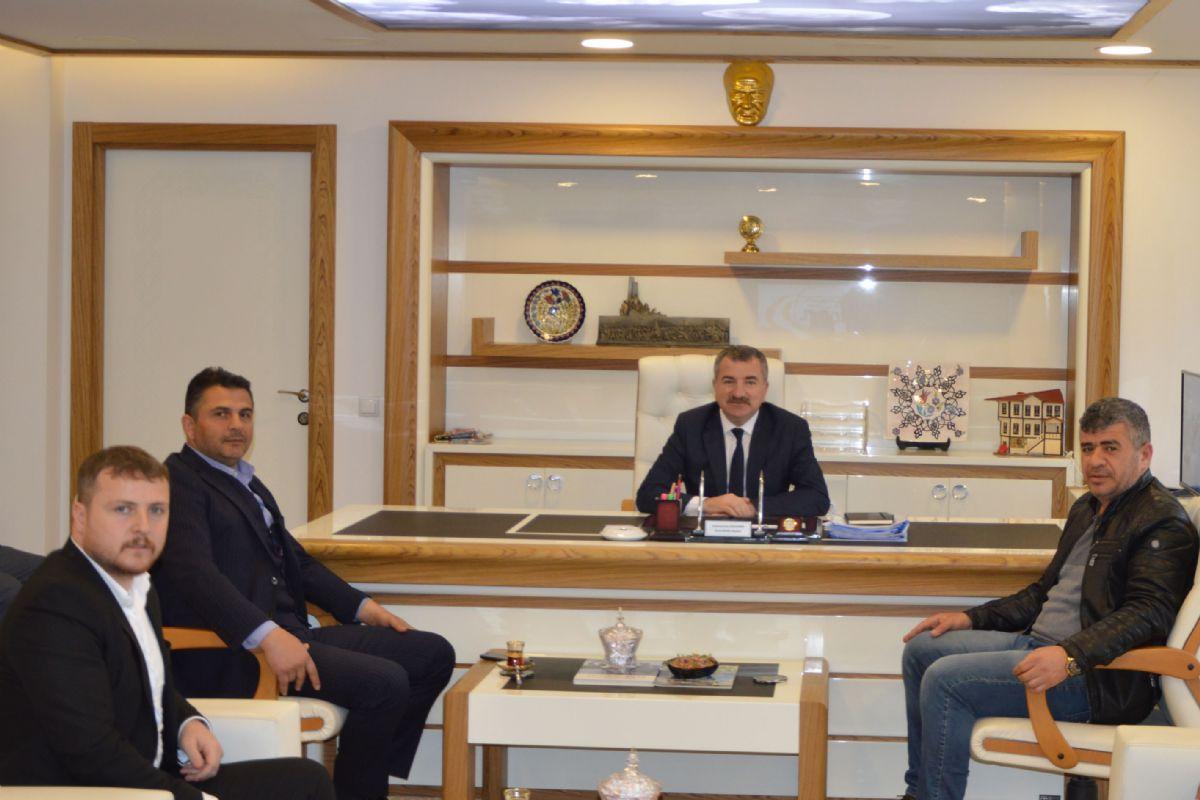 Havza Belediye Başkanı Sebahattin Özdemir Havza'da Sabit Taşıt Muayene İstasyonu Kurulması İçin Çalışmalara Başlandığını Açıkladı.