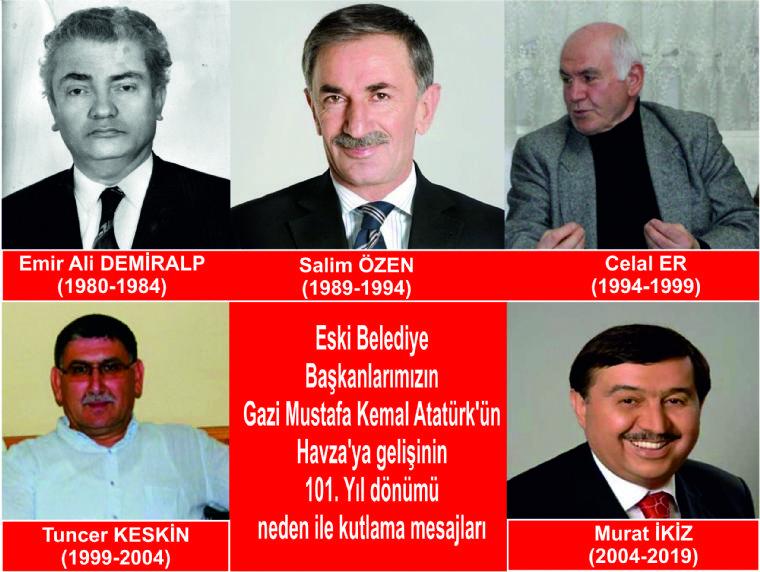 Eski Başkanlardan 25 Mayıs Mesajları