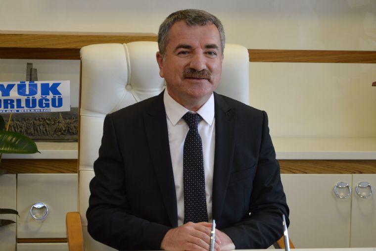 Başkan Özdemir'den 15 Temmuz Milli Birlik ve Beraberlik Günü Mesajı