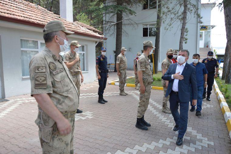 Havza Belediye Başkanı Özdemir'den Bayram Ziyaretleri