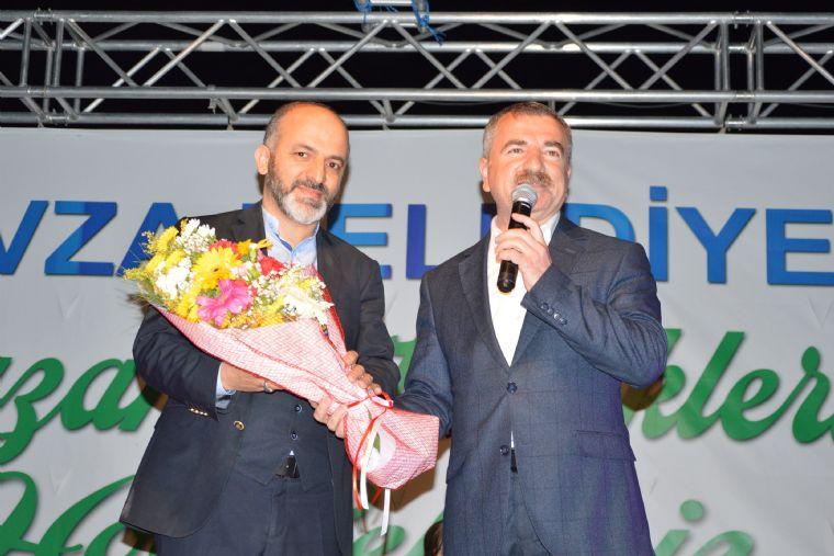 Havza Belediyesi Tarafından Etkinlikler Kapsamında Kadir Gecesi Nedeni ile İlahi ve Semazen Gösterisi Düzenledi.