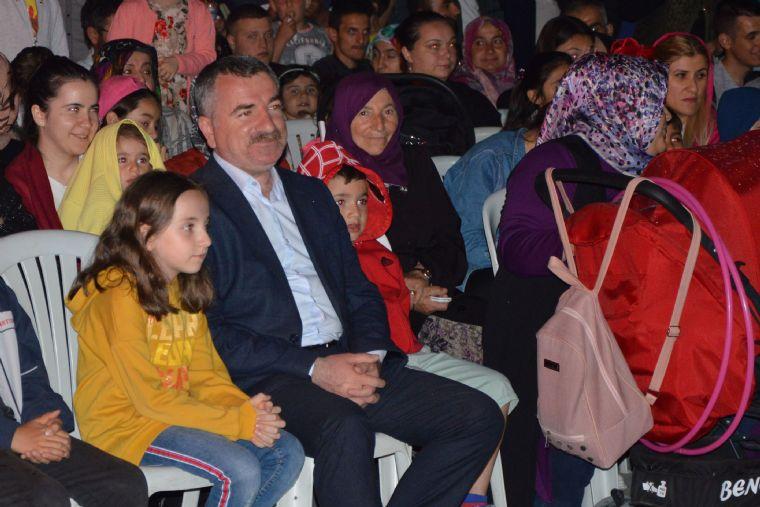 Havza Belediyesinden Çocuklara Bayram Hediyesi