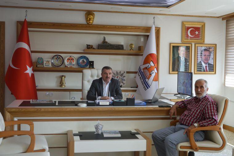 Belediye Başkanımıza Ziyaret
