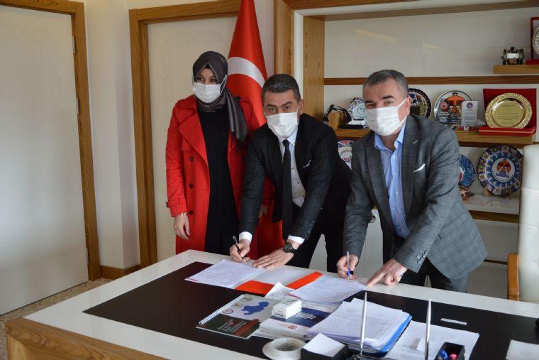 Havza Belediyesi BAH ile Sağlık Protokolü İmzaladı