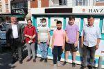 Havza'da Sıfır Atık İçin Mobil Atık Getirme Merkezi Oluşturuldu