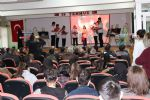 Başkan Özdemir 15 Temmuz Demokrasi Zaferi ve Şehitleri Anma Programına Katıldı