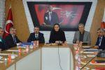 Genel Başkan Yardımcısı Karaaslan Belediye Başkanları ile Buluştu