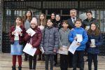 Başkan Özdemir Karne Dağıttı