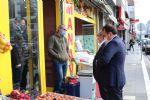 Ak Parti Samsun Milletvekili Orhan Kırcalı Havza'da İncelemelerde Bulundu