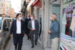 Havza Belediye Başkanı Özdemir'den Maske Denetimi