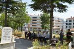 Başkan Özdemir'den Kabristan Ziyareti