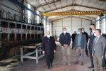 Samsun Valisi Dağlı Havza Osb'yi Ziyaret Etti