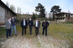 Samsun Büyükşehir Belediye Başkanı Demir Yolları İnceledi