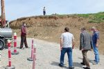 Havza Belediye Başkanı Özdemir Doğalgaz Çalışmalarını İnceledi