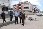 Havza Belediyesi Yol Çalışmalarına Hız Verdi