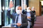 Başkan Özdemir Saski Genel Kuruluna Katıldı